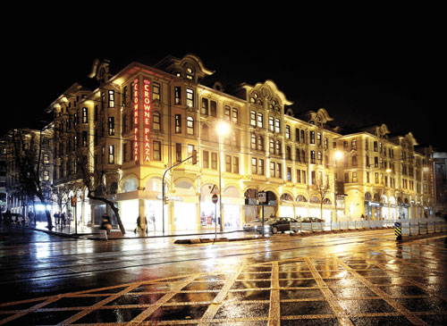 Stanbul laleli for Istanbul family suites laleli